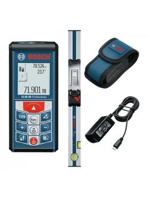 Bosch GLM 80 + R 60 - Уклономер+дальномер