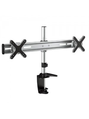 Brateck Table Stand for 2 monitors Brateck ET01-C02