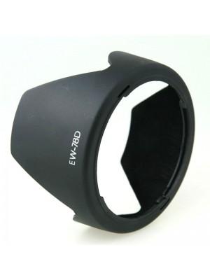 Canon EW-78D for Lenses EF-S 18-200mm f/3.5-5.6 IS Lens Hood