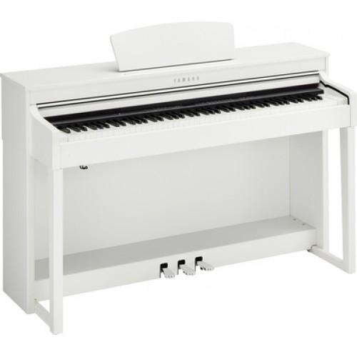 Цифровое пианино Yamaha CLP-430 W