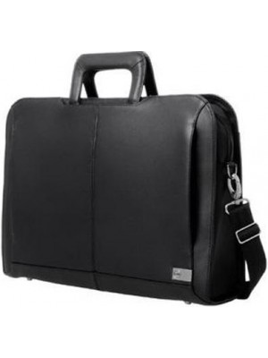 "Dell 16"" NB Bag Executive Leather Attache"