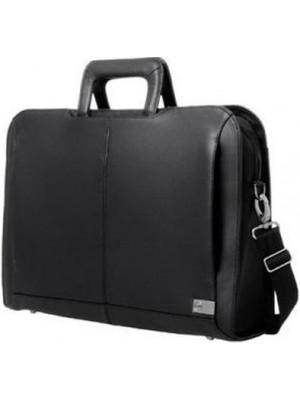"Dell 16"" NB Bag Executive Leather Attache"