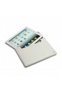 Dicota D30250 PadSkin #2 for iPad 2 and The New iPad, white, Neoprene sleeve