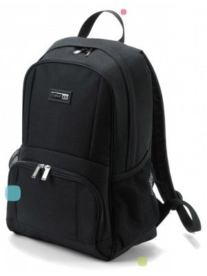 """Dicota N18778P BaseXX Backpack Allround Notebook Case 15"""" / 15,4"""""""