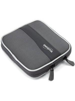 "Dicota N18948N Memory Pocket 2.5"" (Grey), for external hard drives"