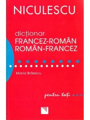 Dictionar francez-roman si roman-francez pentru toti