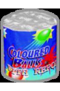 Фейерверк Coloured Balls TB35