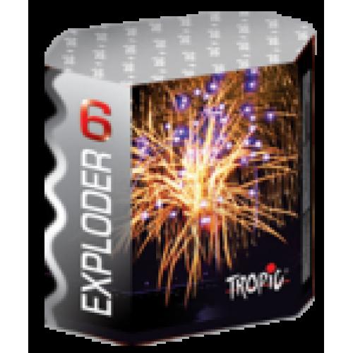 Фейерверк Exploder 6 TB19