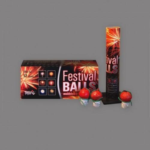 Фейерверк Festival Balls Mini TM1