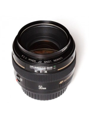 Fixed Focal Lenses Canon EF 50 mm f/1.4 USM