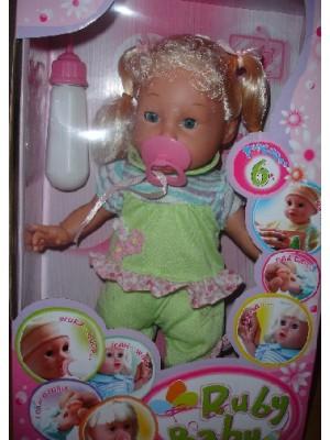 Функциональная кукла JU-716