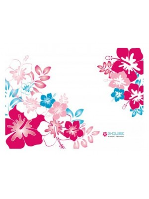 "G-Cube A4-GSA-15D Laptop skin, ""Aloha Day"" for 15.4"", 14"", and 13"" wide"