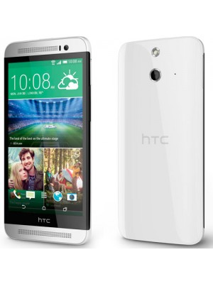 HTC One E8 Dual Sim White