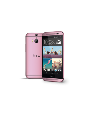 HTC One M8 Pink