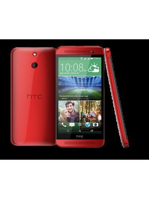 HTC One E8 Dual Sim Red