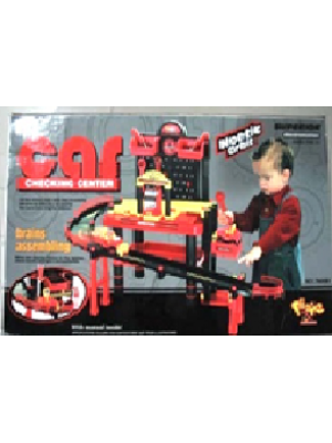 Игровой набор АвтоСервис JU-178