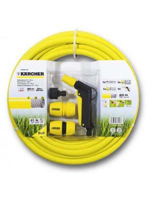 "Karcher Комплект: шланг 1/2"" - 20 м и набор для полива"