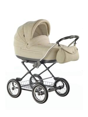 Классическая коляска 2 в 1 Roan Marita Lux S-130