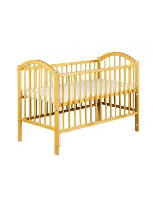 Кроватка Klups EWELINA I сосна/стор сниж.