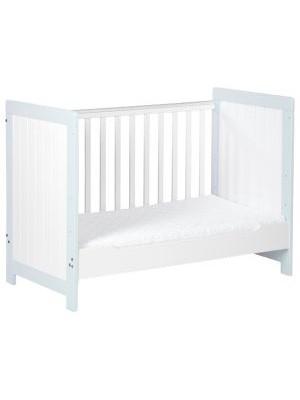Кроватка Klups PORTO голубая