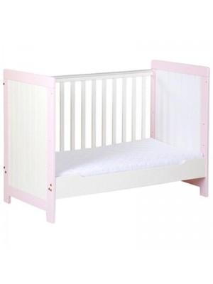 Кроватка Klups PORTO розовая