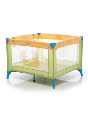Манеж Mioo M100 Bee and Winny желто-зеленый