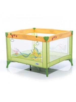 Манеж Mioo M100 Fish and Cancer зелено-желтый