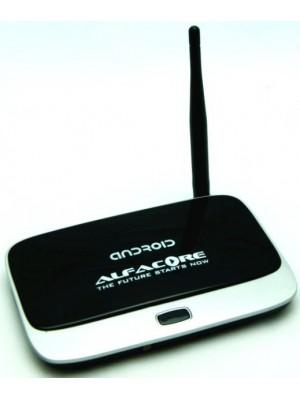 Медиаплеер стационарный Alfacore Smart TV Pro
