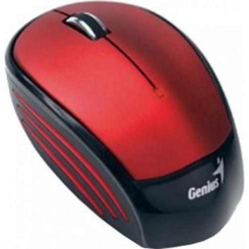 Мышь Genius NX-6500 Metallic Red