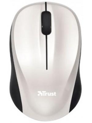 Мышь Trust Vivy Wireless Mini Mouse White