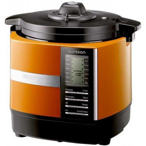 Мультиварка Oursson MP5005PSD/OR (Оранжевый)