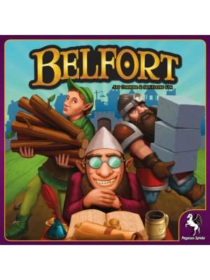 Настольная игра Belfort