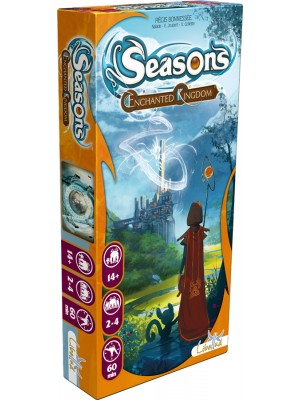 Настольная игра Сезоны: Зачарованные королевства