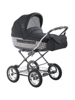 Классическая коляска 2 в 1 Roan Marita Lux S-112