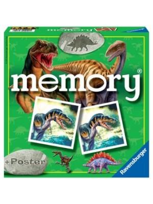 Настольная игра Memory Dinosaurier