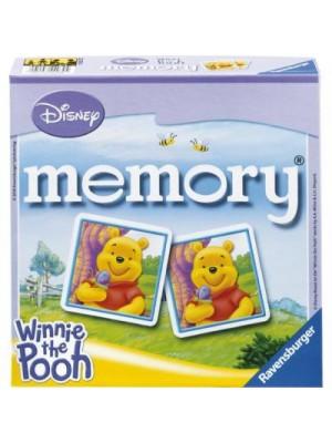 Настольная игра Memory Winnie Pooh
