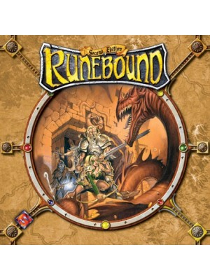 Настольная игра Runebound Second Edition