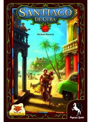 Настольная игра Santiago de Cuba