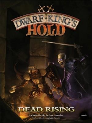 Настольная игра Твердыня гномьего короля: Восстание мертвецов