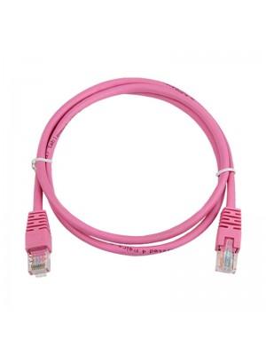 Патч-корд Gembird PP12-5M Pink
