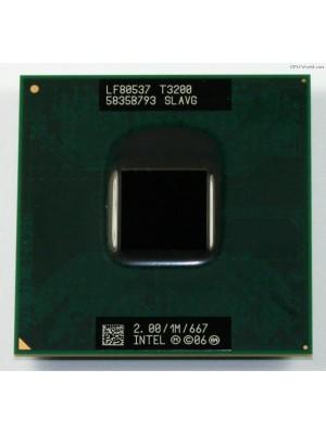 Процессор CPU Intel Pentium Dual Core Mobile T3200