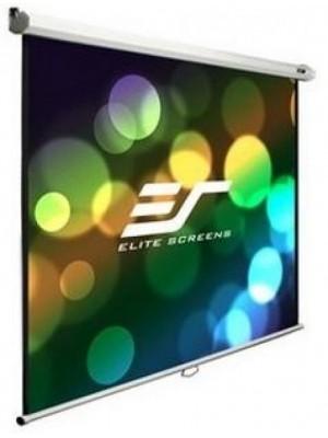 """Проекционный экран Elite Screens 113""""(1:1) 203,2x203,2cm"""