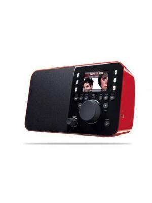 Радиоприемник Logitech Squeezebox Radio Red