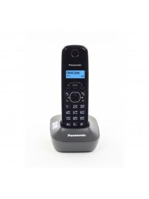 Радиотелефон Panasonic KX-TG1611UAH Grey