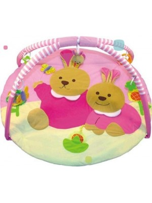 Развивающий коврик Alexis Baby Mix TK/3163C Два кролика