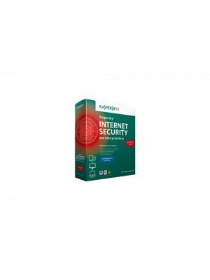 Renewal - Kaspersky Internet Security Multi-Device (2014)