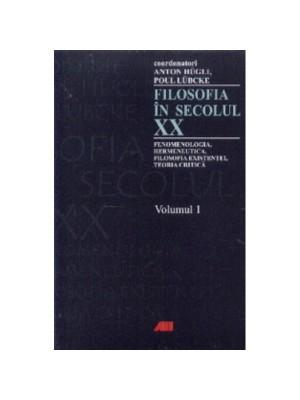 Anton Hugli  Poul Lubcke  Filosofia in secolul XX vol I-II