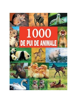 1000 de pui de animale
