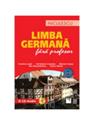 Germana fara profesor (+CD)
