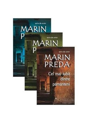Cel mai iubit dintre pamanteni (3 vol.)
